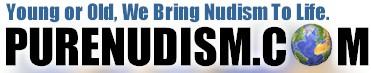 Purenudism logo
